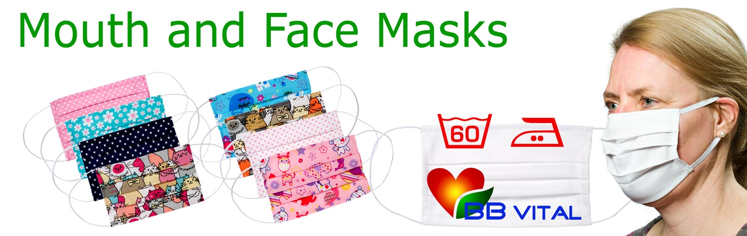 Mouth and Face Masks